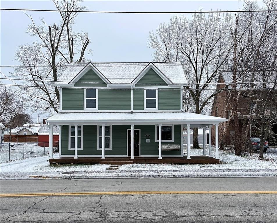 56 East Main Street, Greenwood, IN 46143 - #: 21758543