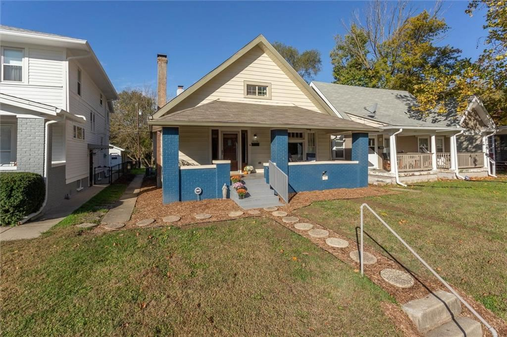 4014 Rookwood Avenue, Indianapolis, IN 46208 - #: 21676545