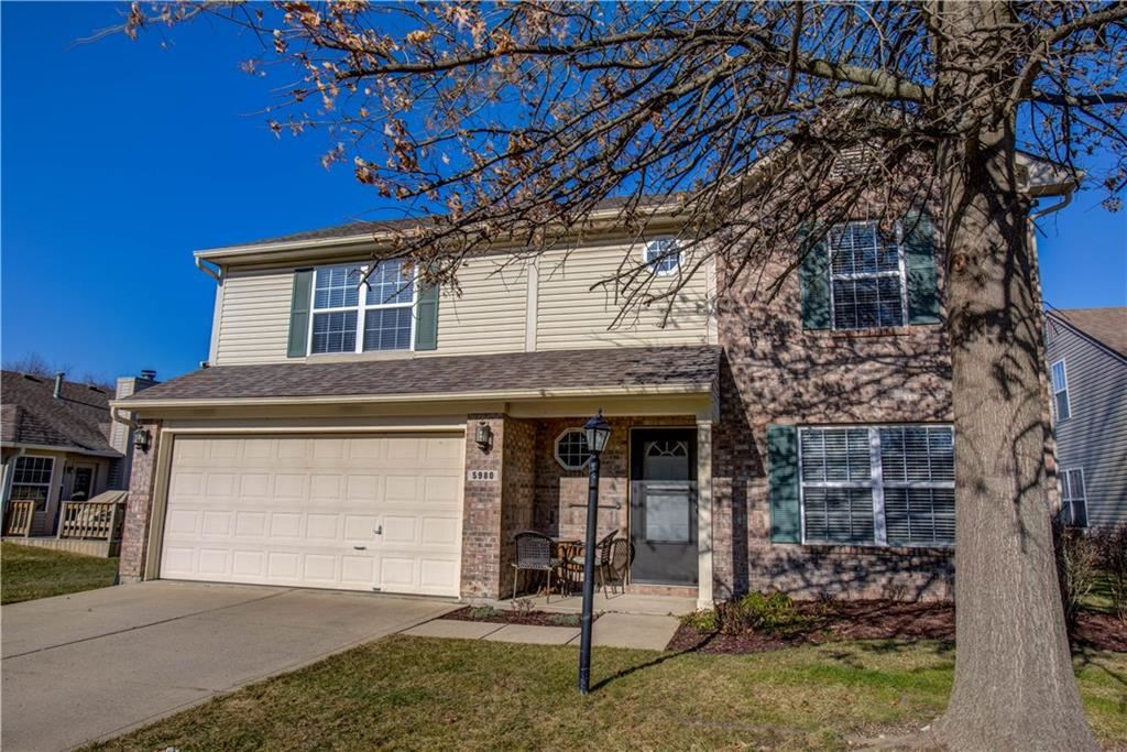 5980 Woodmill Drive, Fishers, IN 46038 - #: 21681545