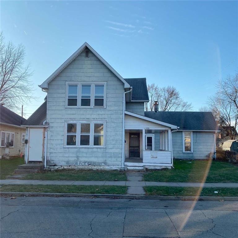 1721 FLETCHER Street, Anderson, IN 46016 - MLS#: 21739545