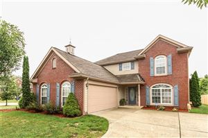Photo of 8066 Lawrence Woods, Indianapolis, IN 46236 (MLS # 21662547)