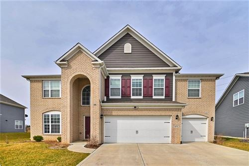 Photo of 6414 Sugar Maple Drive, Zionsville, IN 46077 (MLS # 21763547)