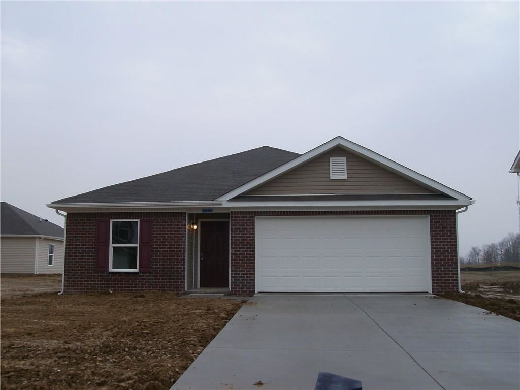 1395 North Gregg Drive, Albany, IN 47320 - #: 21653547