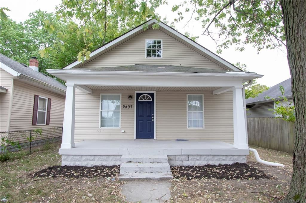 2407 South McClure Street, Indianapolis, IN 46241 - #: 21672547