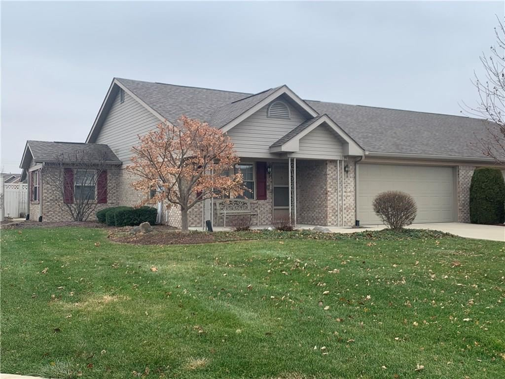 1639 Magnolia Drive, Greenwood, IN 46143 - #: 21679547