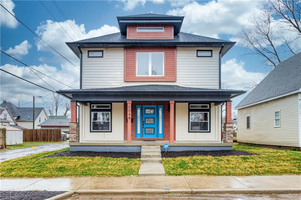 1048 Saint Peter Street, Indianapolis, IN 46203 - #: 21701548