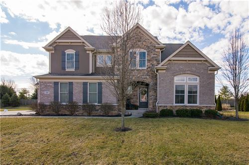 Photo of 13691 Perched Owl Run, McCordsville, IN 46055 (MLS # 21698549)