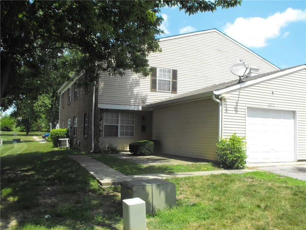 6912 WILDWOOD Court, Indianapolis, IN 46268 - #: 21656549
