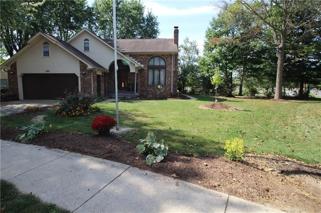 690 Townsend Court, Plainfield, IN 46168 - #: 21670549