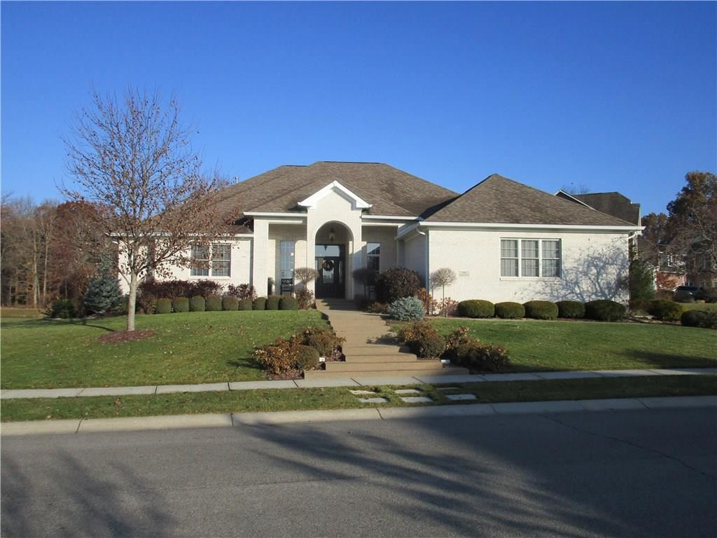 5866 Peaking Fox Drive, Indianapolis, IN 46237 - #: 21684549