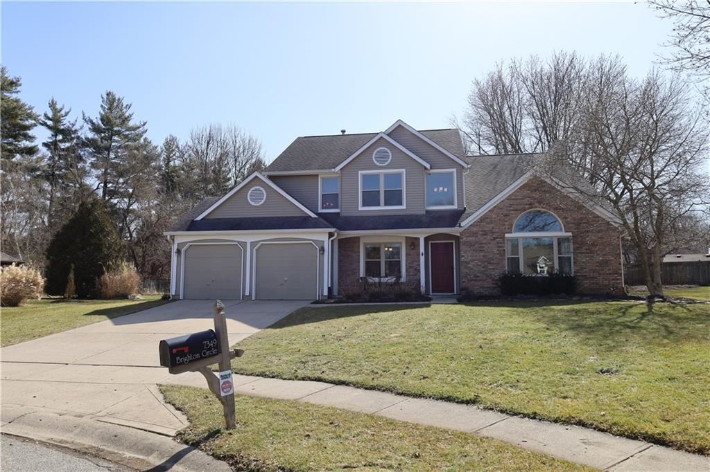 7349 Brighton Circle, Fishers, IN 46038 - #: 21769549