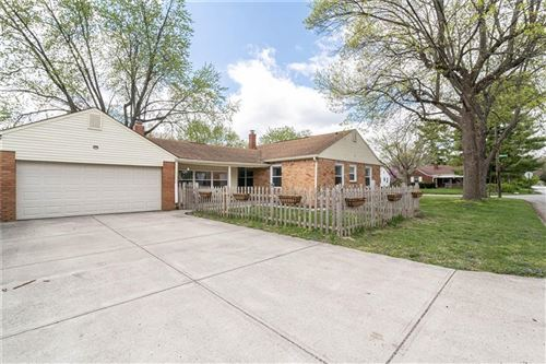 Photo of 1833 North Spencer Avenue, Indianapolis, IN 46218 (MLS # 21778550)