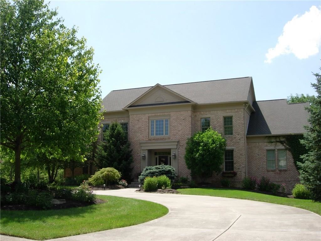 9125 Sargent Manor Court, Indianapolis, IN 46256 - #: 21689551
