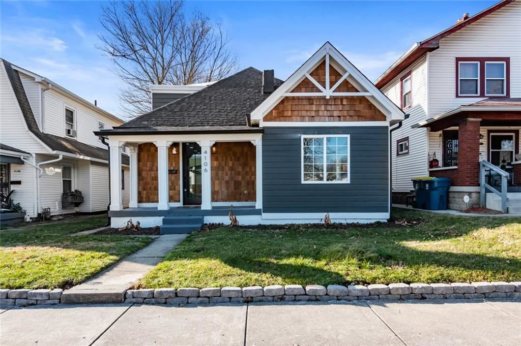 4106 Boulevard Place, Indianapolis, IN 46208 - #: 21740551