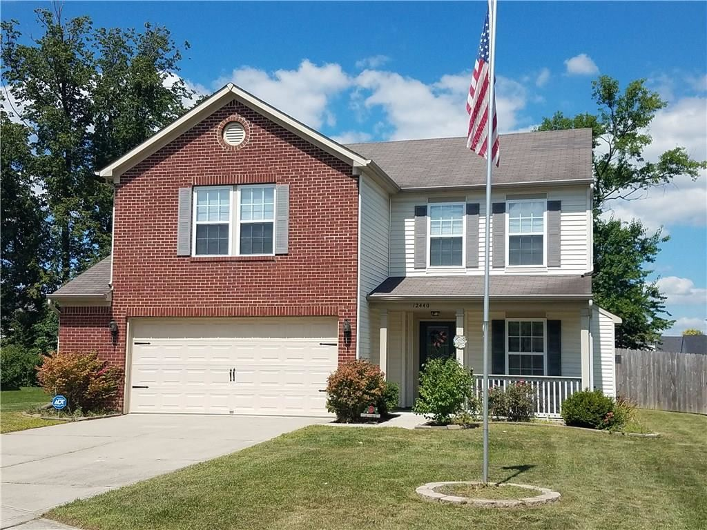 12440 Looking Glass Way, Indianapolis, IN 46235 - #: 21732552