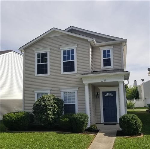Photo of 12675 Justice Crossing, Fishers, IN 46037 (MLS # 21813553)