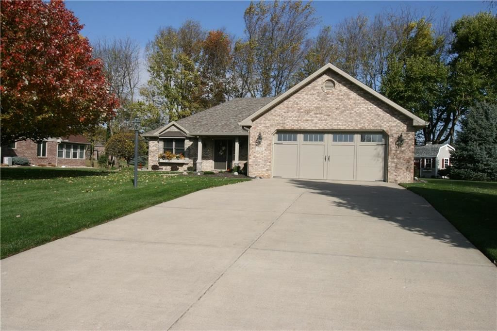 3762 CHISHOLM Drive, Anderson, IN 46012 - #: 21748553