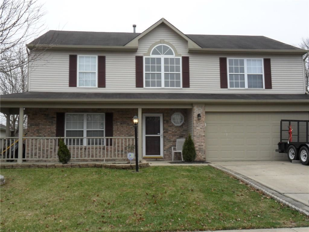 8951 Scoter Court, Indianapolis, IN 46234 - #: 21758553