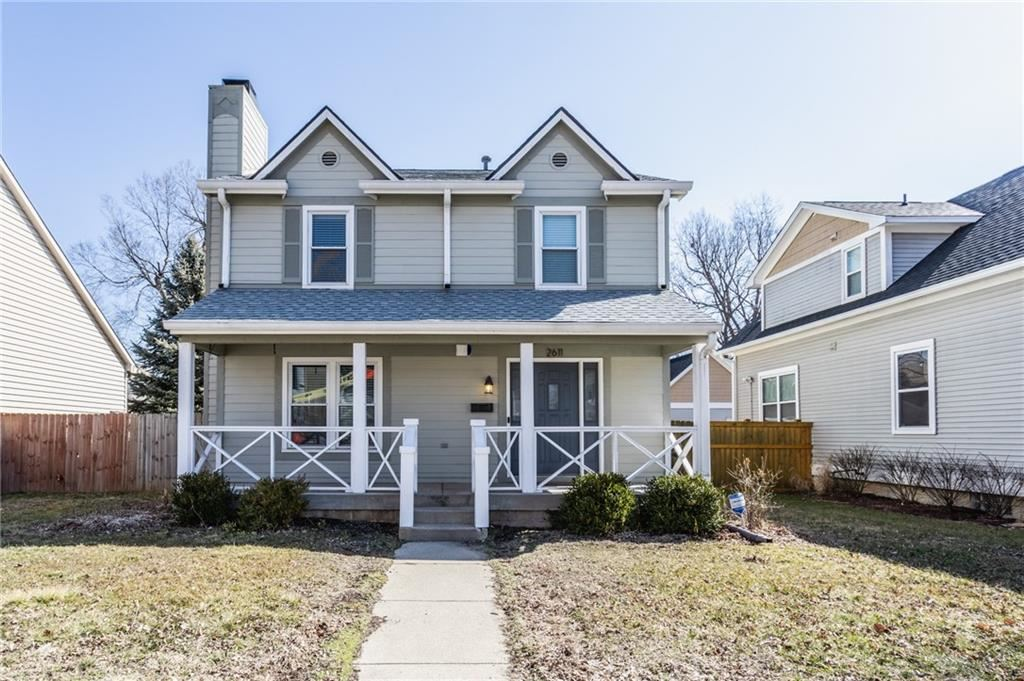 2611 North Delaware Street, Indianapolis, IN 46205 - #: 21769553