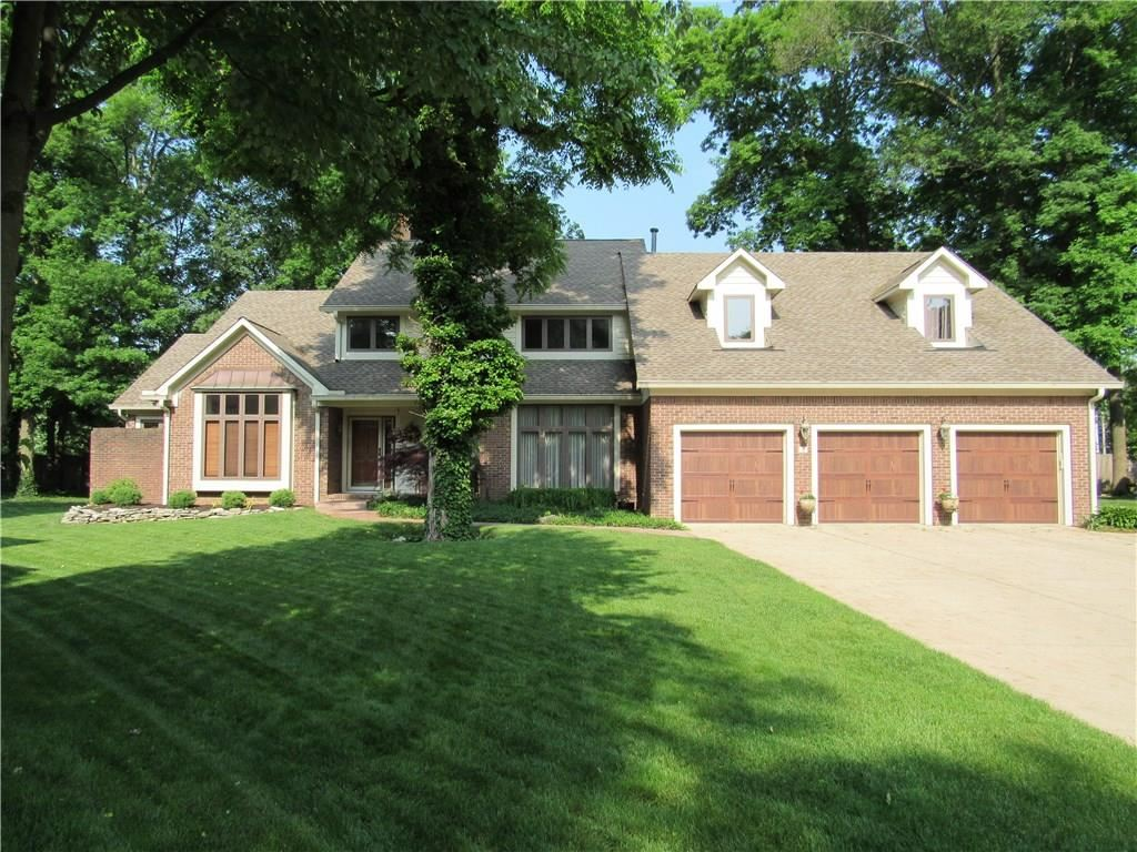2 King John Drive, Indianapolis, IN 46227 - #: 21644554