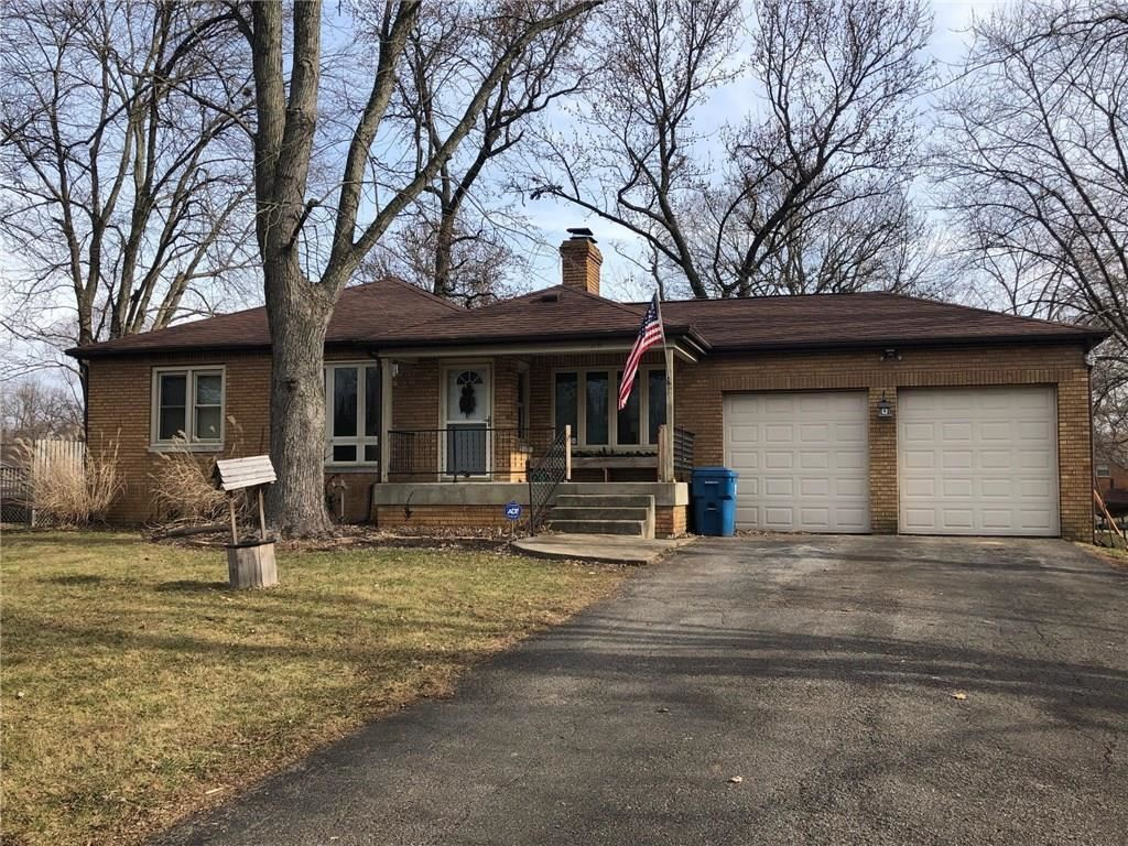 1125 North Schleicher Avenue, Indianapolis, IN 46229 - #: 21685554