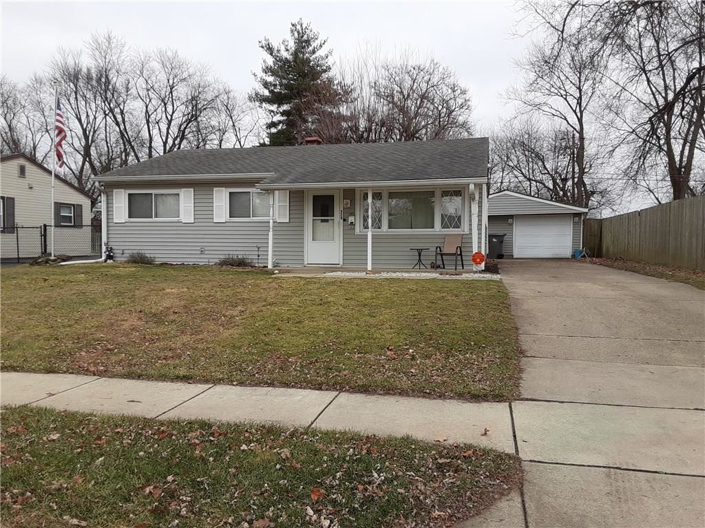 329 South Kenmore Road, Indianapolis, IN 46219 - #: 21759554