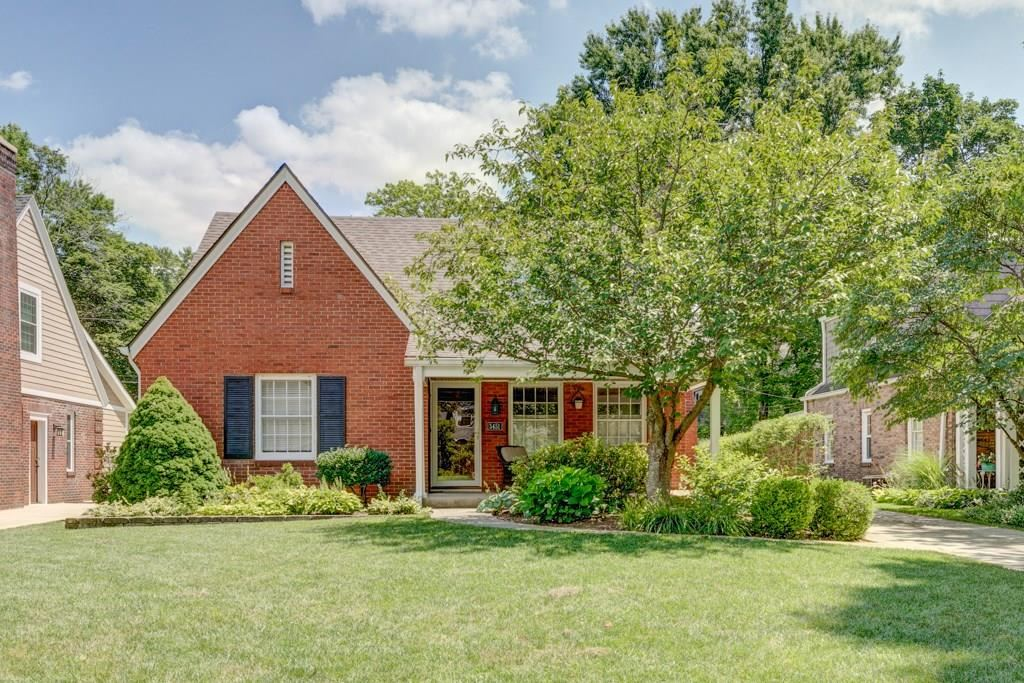 5451 North Kenwood Avenue, Indianapolis, IN 46208 - #: 21725555