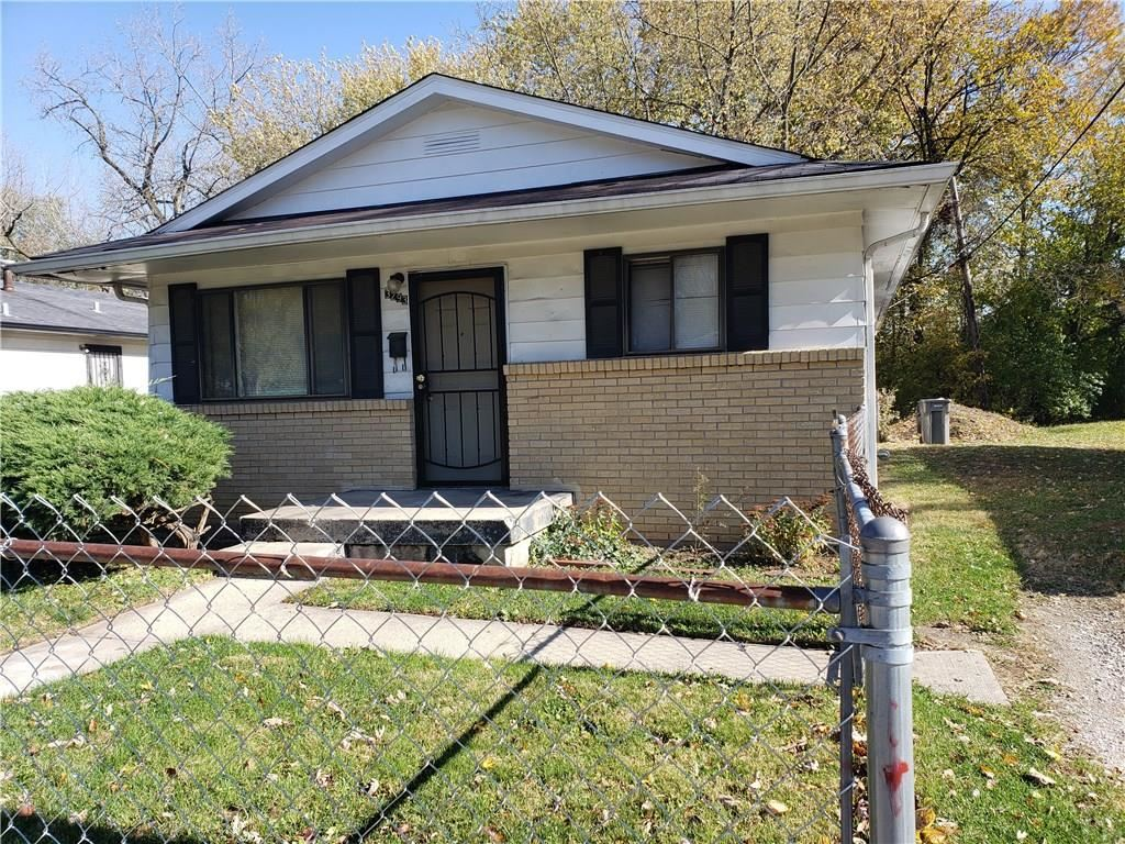 3293 North WHITTIER Place, Indianapolis, IN 46218 - #: 21679557