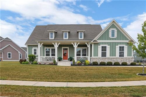 Photo of 3500 Shady Lake Drive, Westfield, IN 46074 (MLS # 21721558)