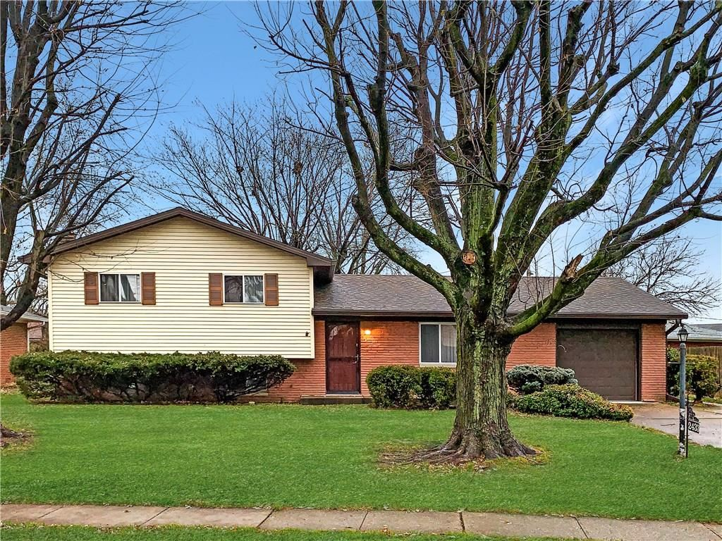 2433 Constellation Drive, Indianapolis, IN 46229 - #: 21684558