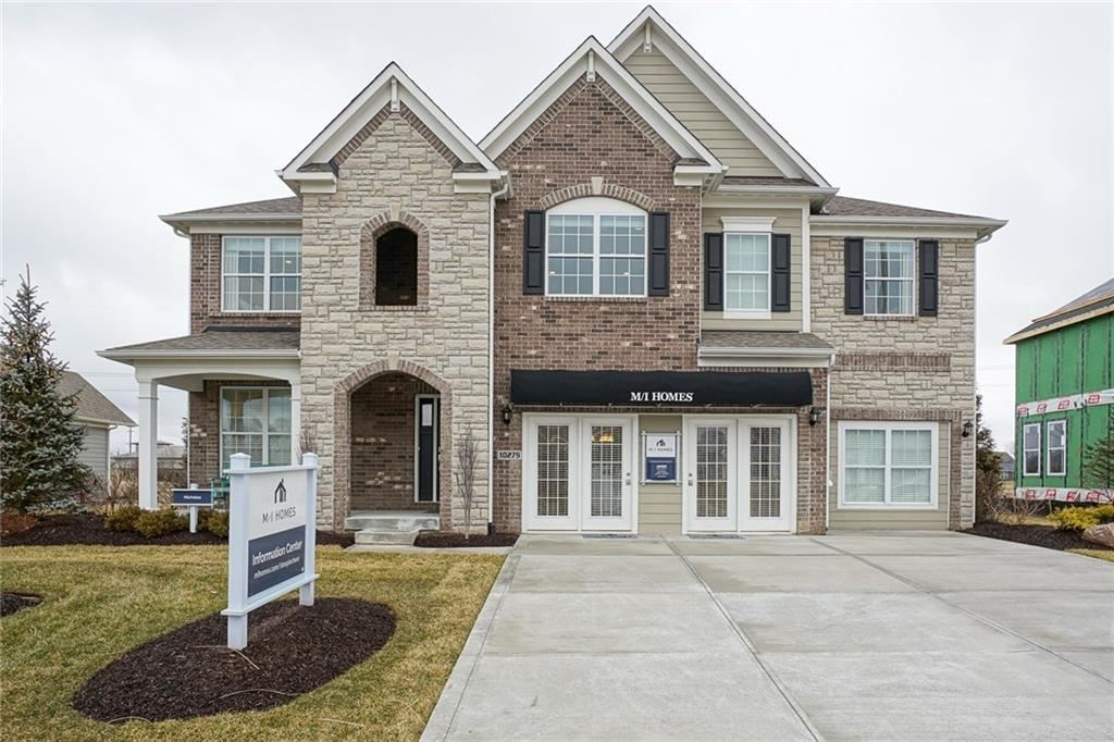 Photo of 10279 Blue Ribbon Drive, Fishers, IN 46040 (MLS # 21697558)