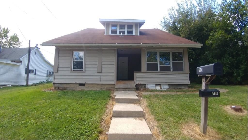 410 South Spring Street #408 & 410, Hartford City, IN 47348 - #: 21699558
