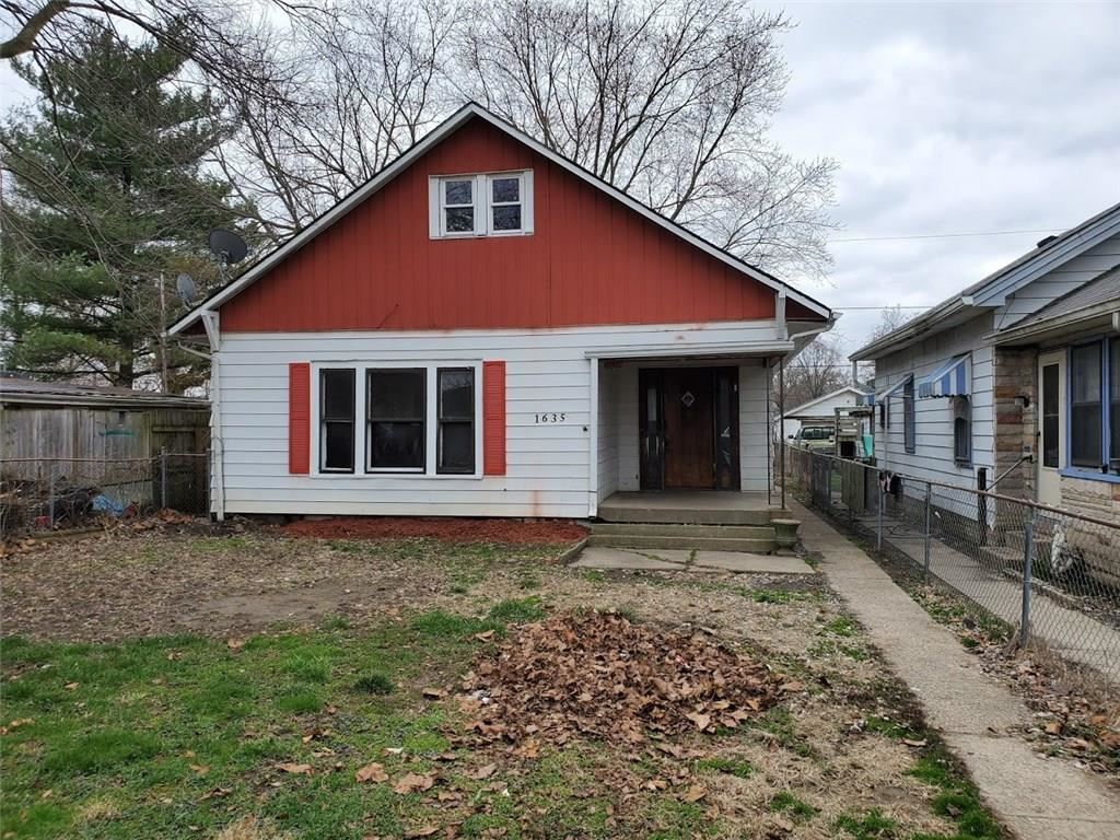 1635 Cruft Street, Indianapolis, IN 46203 - #: 21702558