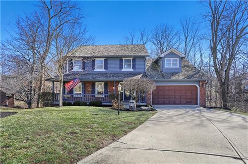 Photo of 8529 Clew Ct, Indianapolis, IN 46236 (MLS # 21769561)