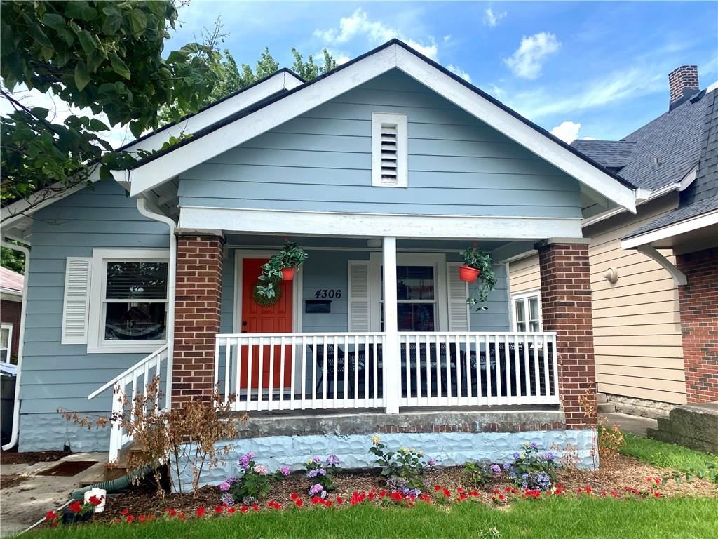 4306 East 10th Street, Indianapolis, IN 46201 - MLS#: 21722561