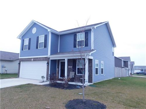 Photo of 184 Thistle  Wood Drive, Greenfield, IN 46140 (MLS # 21683562)