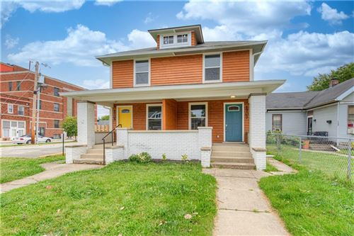 Photo of 1707 S East Street, Indianapolis, IN 46225 (MLS # 21814562)