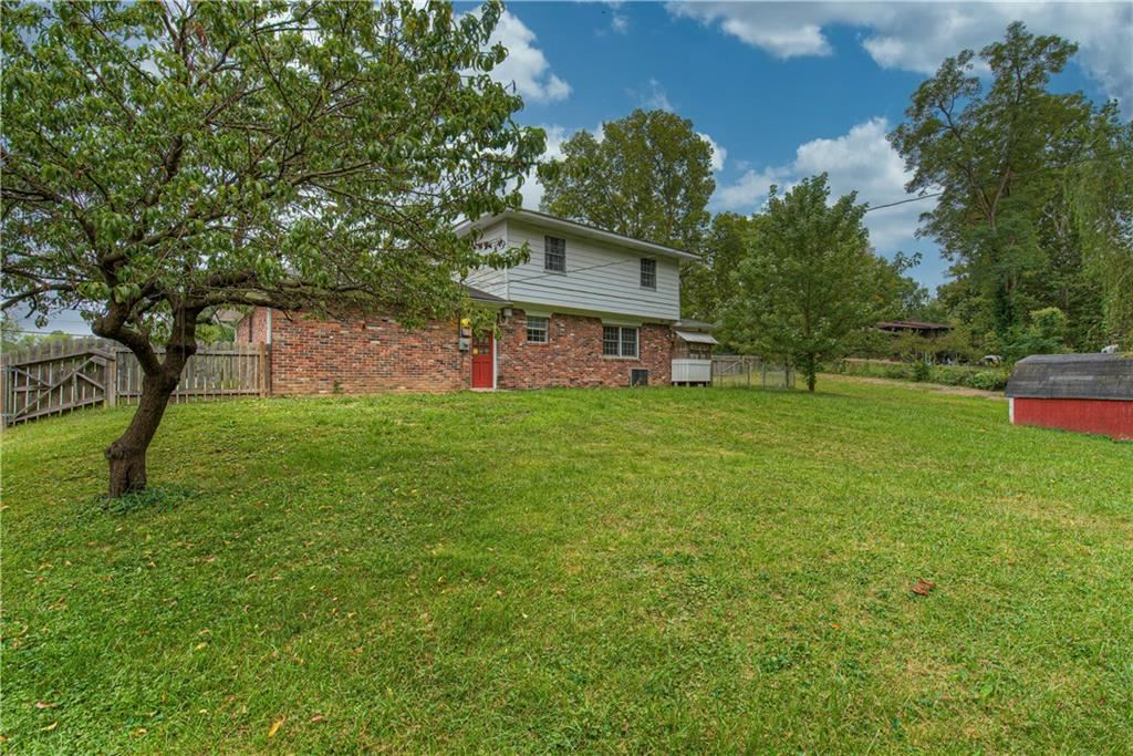 Photo of 1434 North High School Road, Indianapolis, IN 46224 (MLS # 21737562)