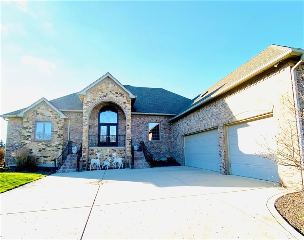 4890 Benthaven E Drive, Bargersville, IN 46106 - #: 21760562