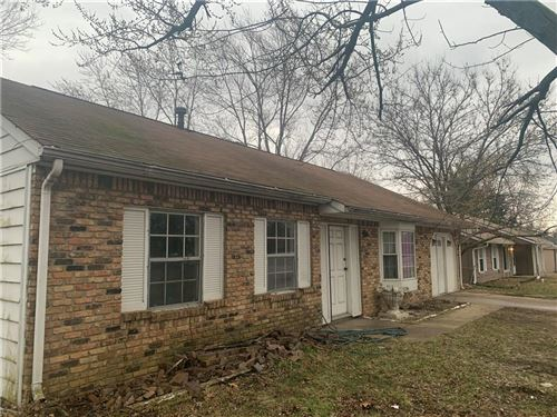 Photo of 4401 North HIGH SCHOOL Road, Indianapolis, IN 46254 (MLS # 21777563)