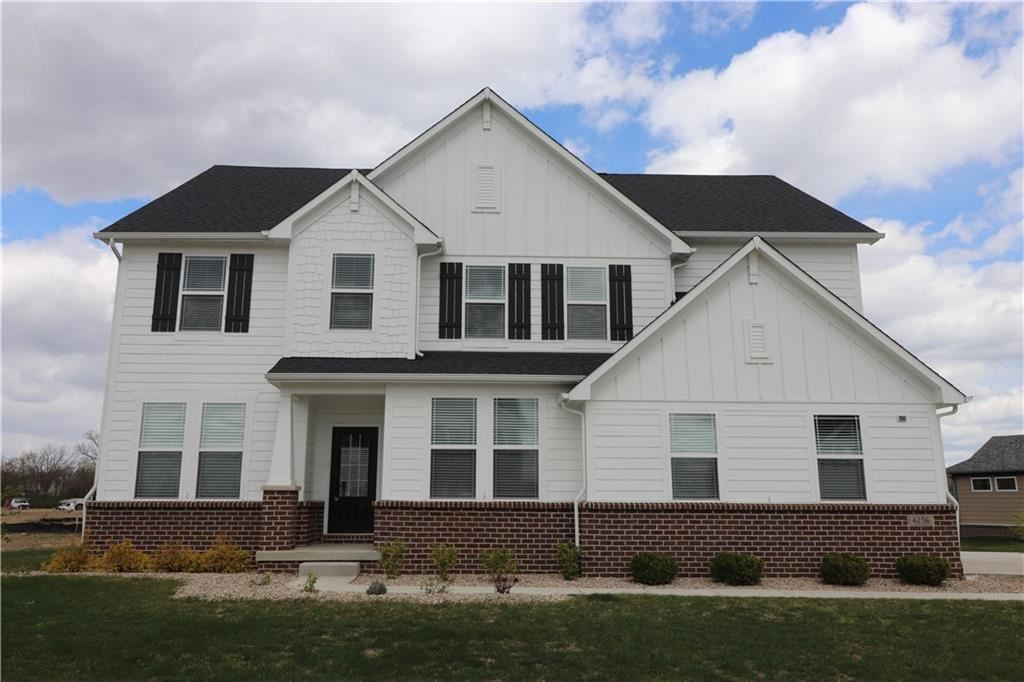 4256 Edelweiss Drive, Plainfield, IN 46168 - #: 21702563