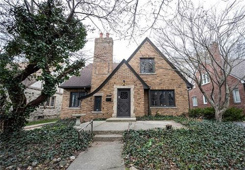 Photo of 5134 N Illinois Street, Indianapolis, IN 46208 (MLS # 21776564)
