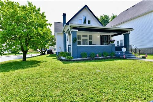 Photo of 327 N Arsenal Avenue, Indianapolis, IN 46201 (MLS # 21799565)