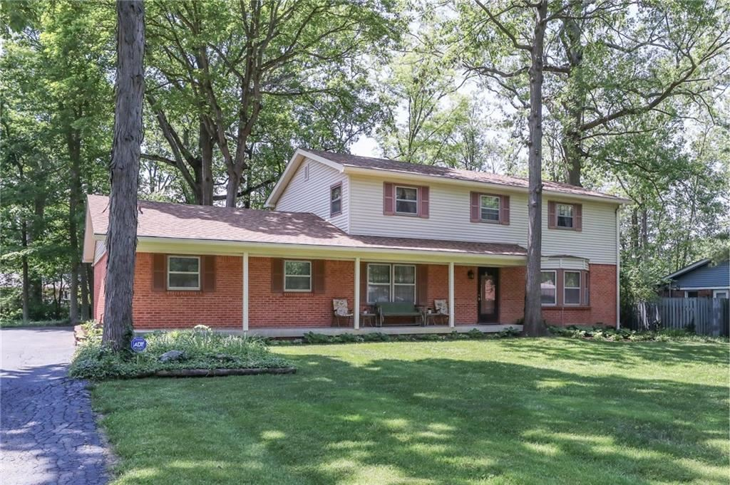 5525 Winston Drive, Indianapolis, IN 46226 - #: 21712565