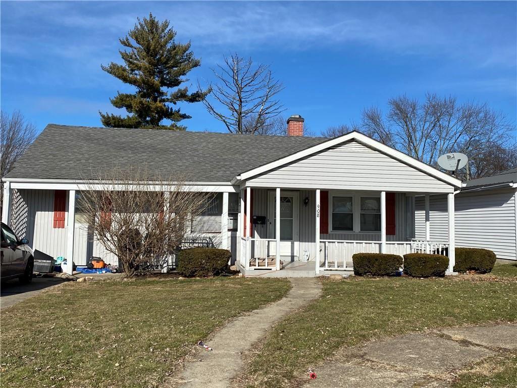 908 Cottage Avenue, Crawfordsville, IN 47933 - #: 21760565