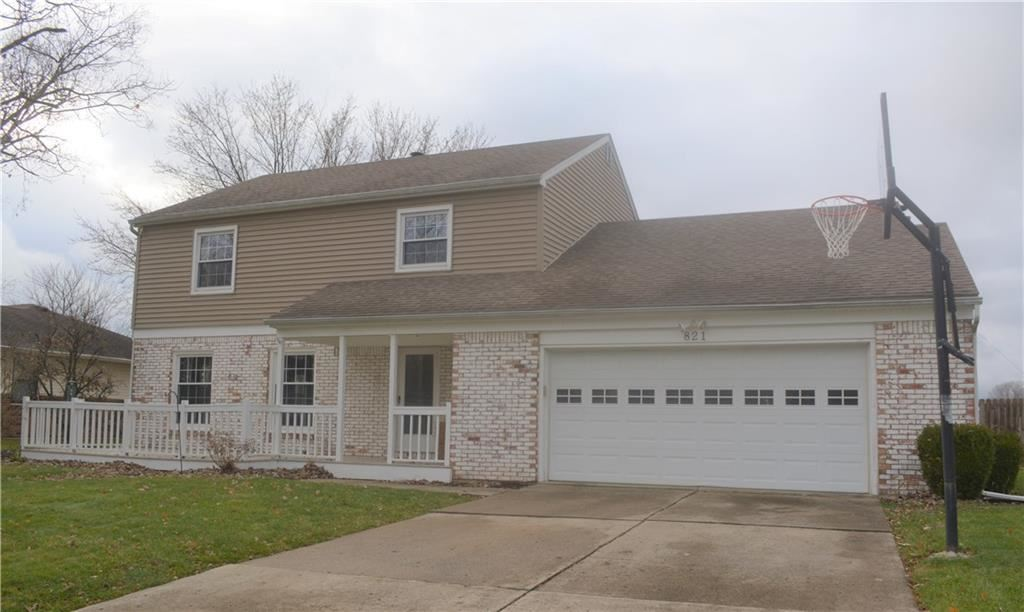 821 Westgate Drive, Anderson, IN 46012 - #: 21684566