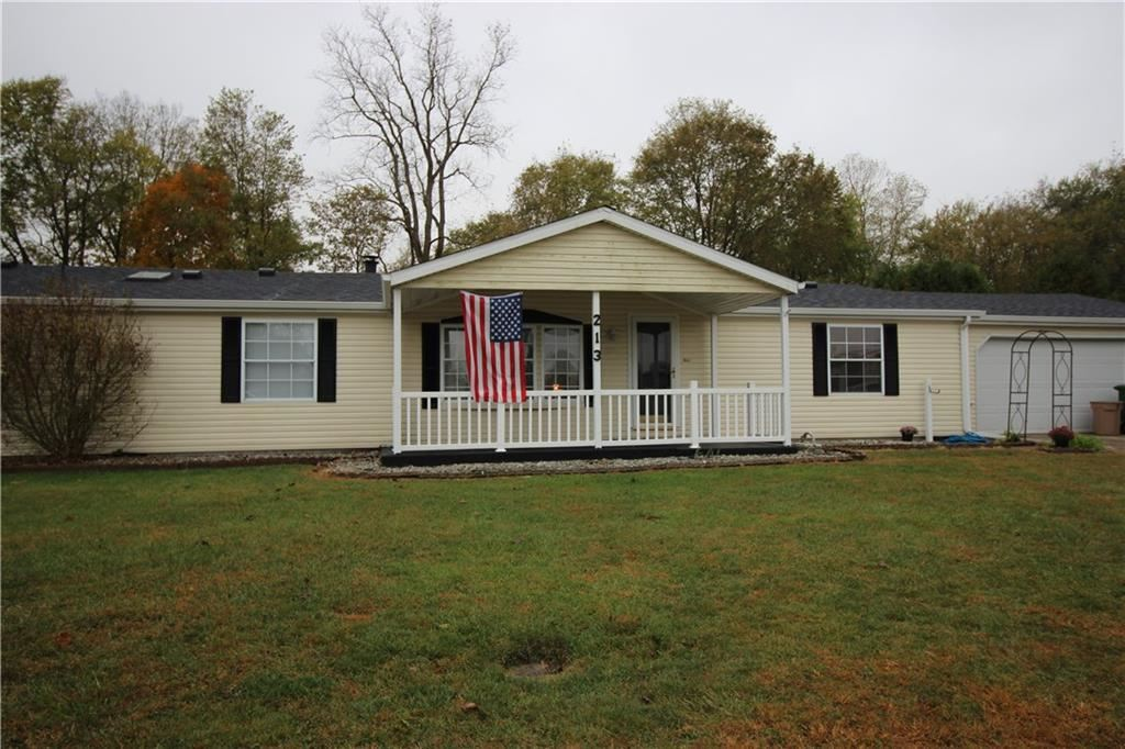 213 South Winter Drive, New Castle, IN 47362 - #: 21650567
