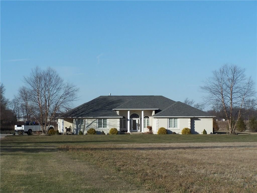 1792 North 300 West, Greenfield, IN 46140 - #: 21689567