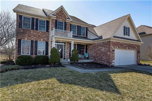 Photo of 8809 Weather Stone Crossing, Zionsville, IN 46077 (MLS # 21700568)