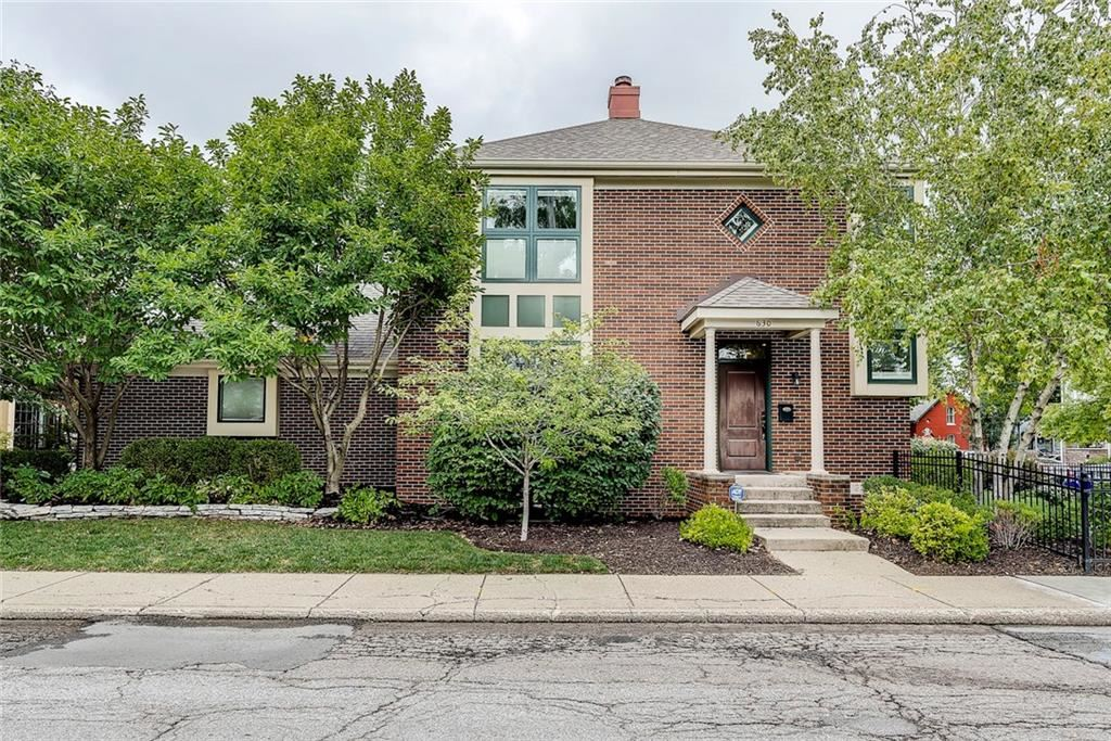 630 East Saint Clair Street, Indianapolis, IN 46202 - #: 21675568